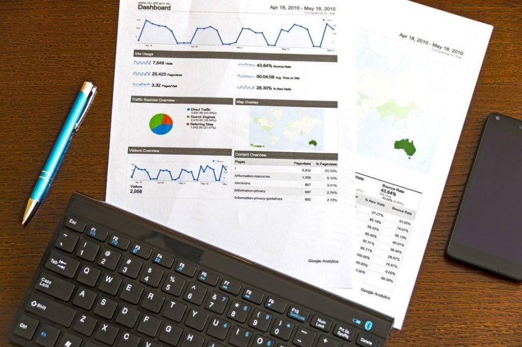 Analyse de site web SEO