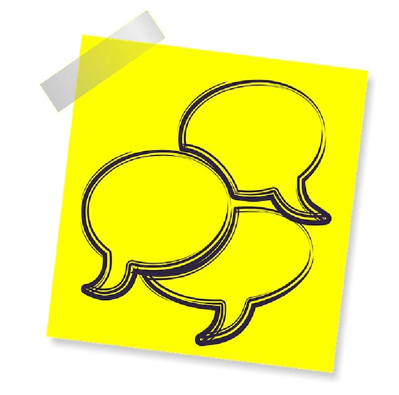 interaction message réseaux sociaux référencement naturel