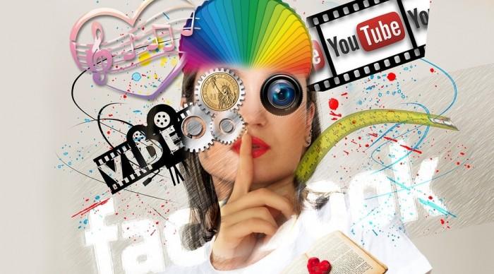 tous les réseaux sociaux n'ont pas le mêmes critères en ce qui concerne la vidéo