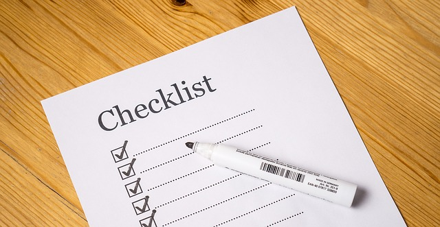 Checklist article SEO