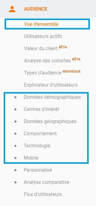 Audience analytics google wordpress-min