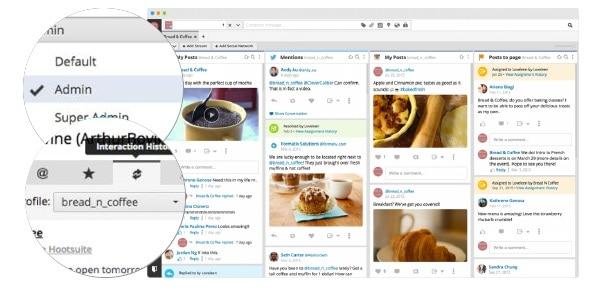 outils pour gérer les réseaux sociaux