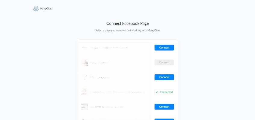 Tuto installer une chatbot Facebook avec manychat