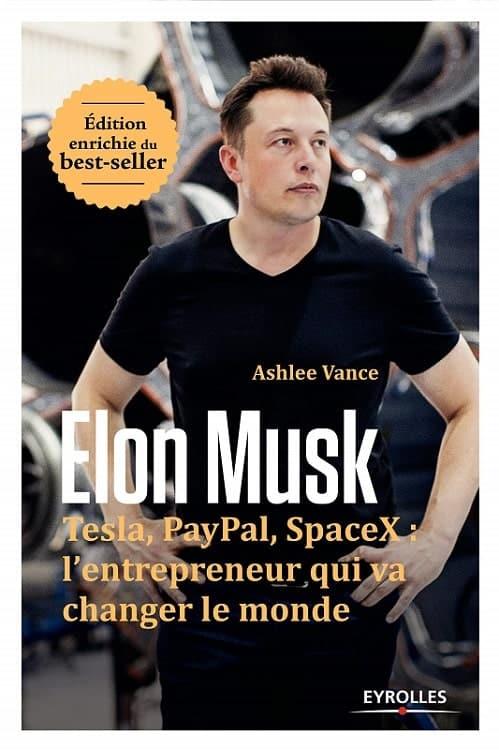 Elon Musk livres pour entreprendre-min
